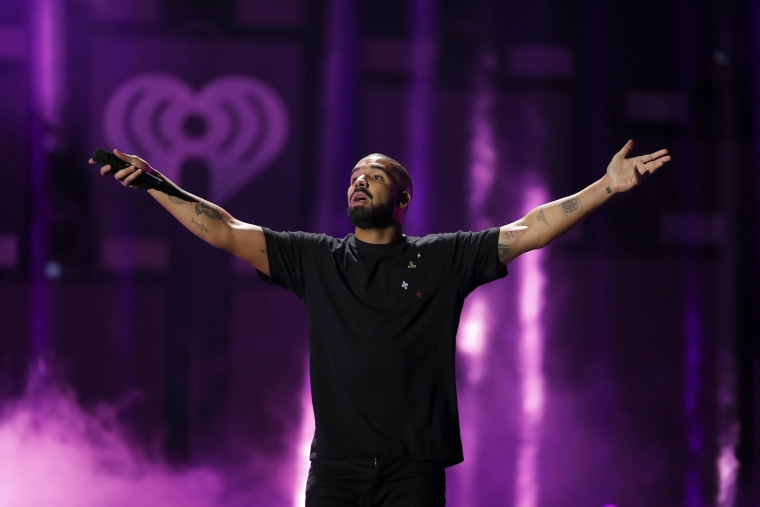 Drake ties the Beatles for Hot 100 Top 10s in a single decade