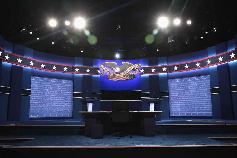 Here's Everything That Happened During The First 2016 Presidential Debate