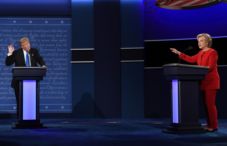 Monday's Presidential Debate Was The Most Watched In American History
