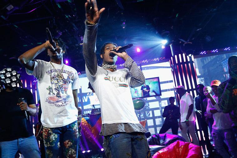 "Watch A$AP Rocky And Key! Debut ""Crazy Brazy"""