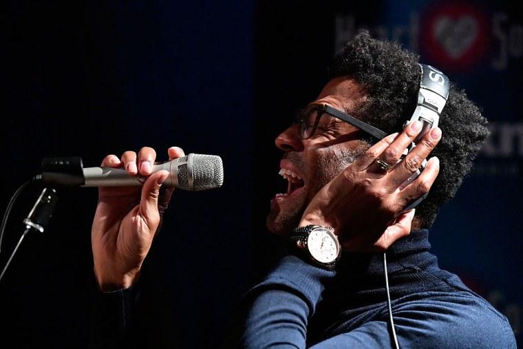 "Eric Benét On JAY-Z-'s <i>4:44</i>: ""I Love My Life As It Is"""