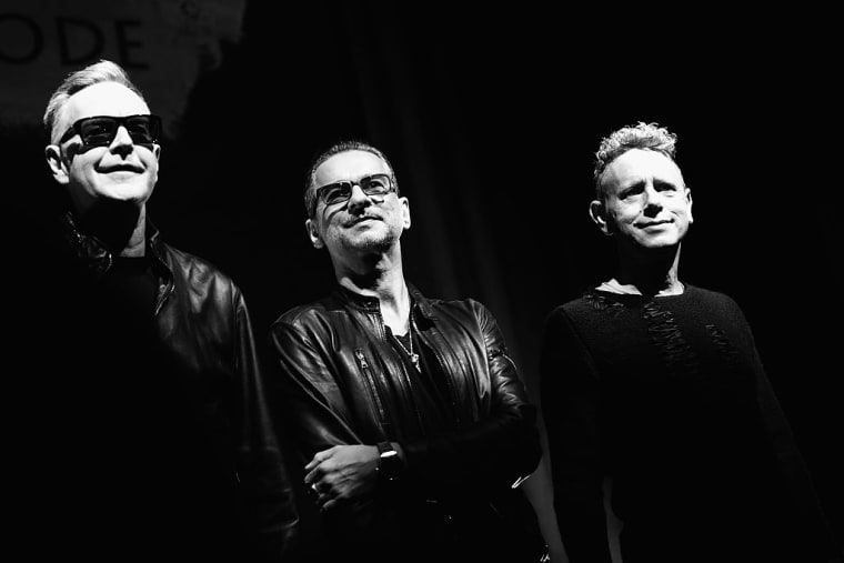 """No, Depeche Mode Is Not """"The Official Band Of The Alt-Right"""""""
