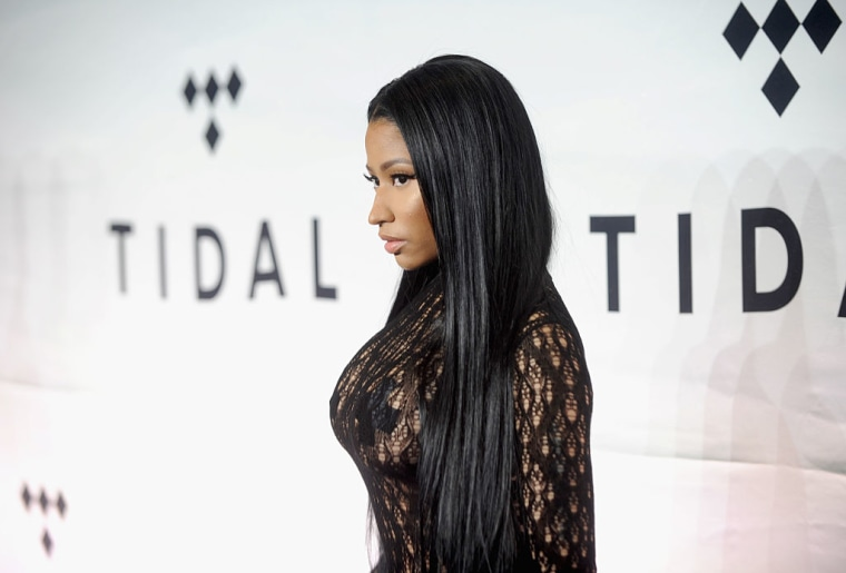 "Nicki Minaj on Meek Mill's judge: ""She gave him another chance"""