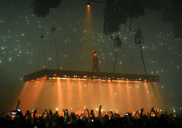 Kanye West Denies Countersuit Allegations Over Cancelled Saint Pablo Tour