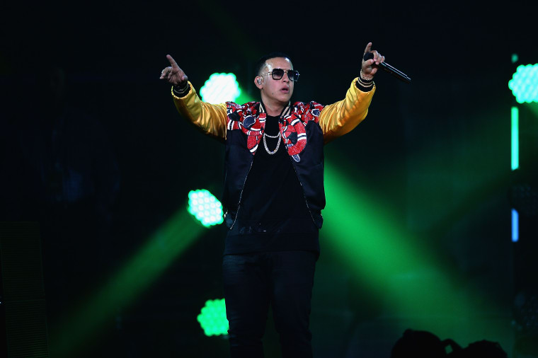 Daddy Yankee Is Now The Number One Artist On Spotify