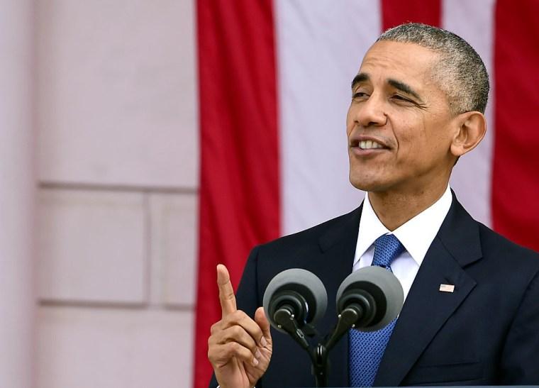 "President Obama: ""I'm Still Waiting For My Job At Spotify"""