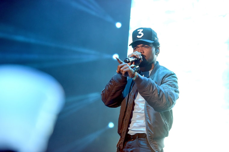 Chance The Rapper's <i>Coloring Book</i> Was The Top Album Of 2016 On SoundCloud