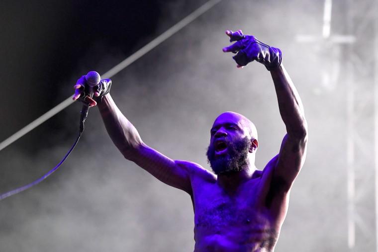 "Death Grips' new song ""Dilemma"" features Shrek director Andrew Adamson"