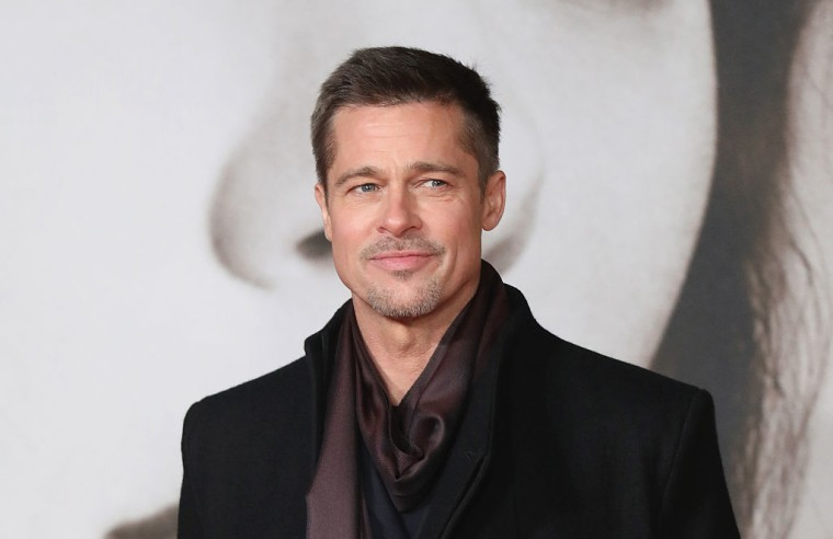 "Brad Pitt Says He's Been Listening To A Lot Of Frank Ocean: ""I Find This Young Man So Special"""
