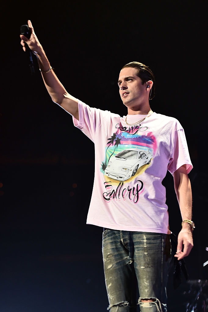 "G-Eazy ends partnership with H&M following controversial ""Monkey"" sweatshirt"