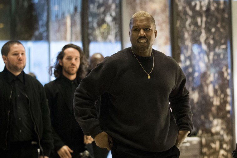 Kanye West Splits From His Management Team, Called Erratic