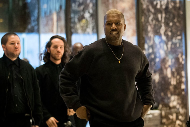 "Kanye West reportedly wants to ""leave the traditional music business,"" has parted ways with management"