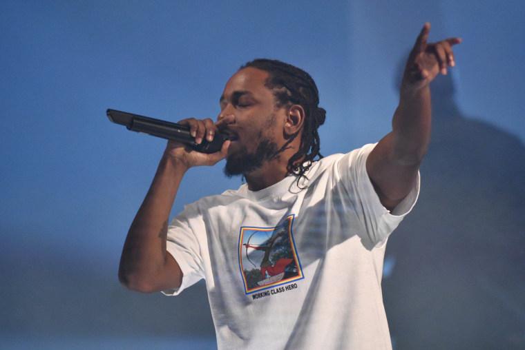 Kendrick Lamar Debuted <I>DAMN.</i> Material At Coachella