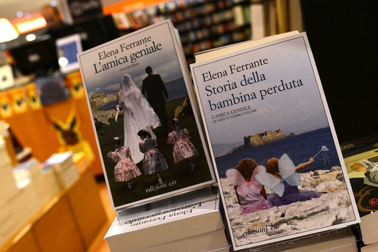 HBO Is Turning Elena Ferrante's <i>My Brilliant Friend</I> Into A Drama Series