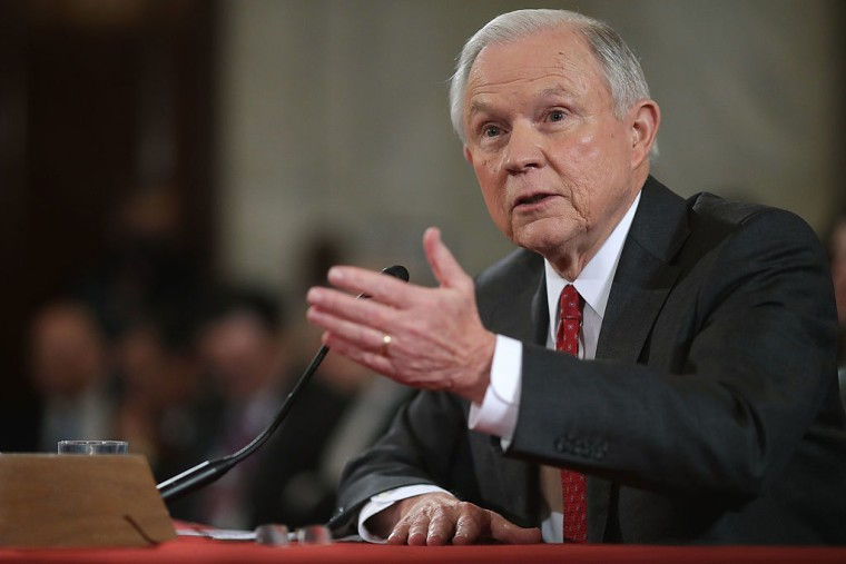 Senate Committee Approves Jeff Sessions For Attorney General