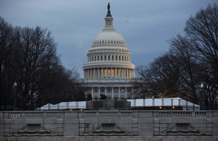 Congress Reportedly Votes To Strike Down Gun Ownership Background Check Rule