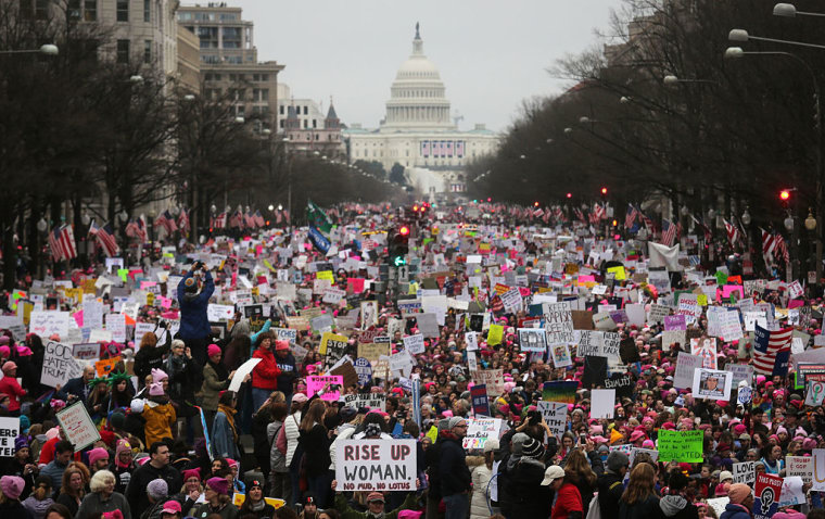 The Organizers Of The Women's March Are Planning A General Strike