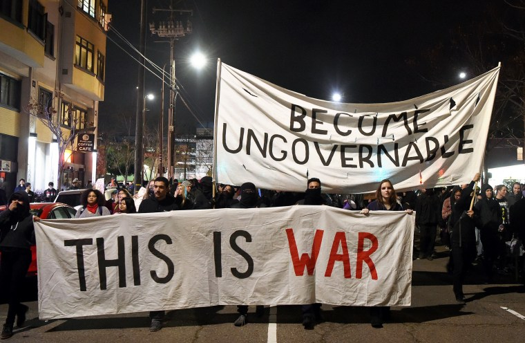 Trump Threatens To Revoke Federal Funds For UC Berkeley After Anti-Fascist Protest