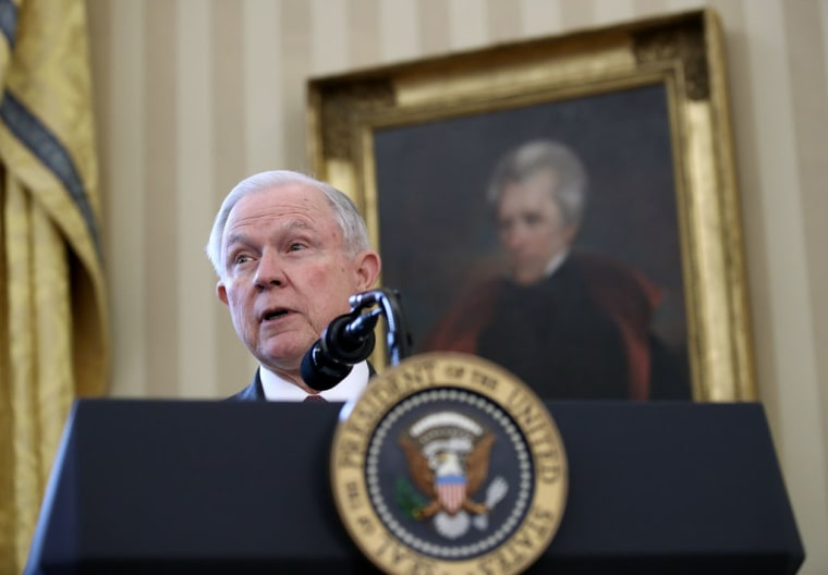Report: Justice Department Reverses Obama Order To Phase Out Private Prisons