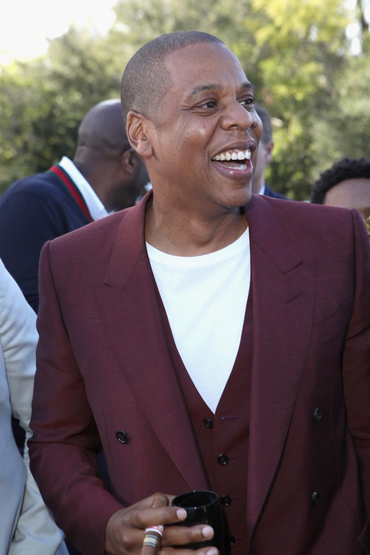 JAY-Z Has Brought The Hyphen Back Into His Name