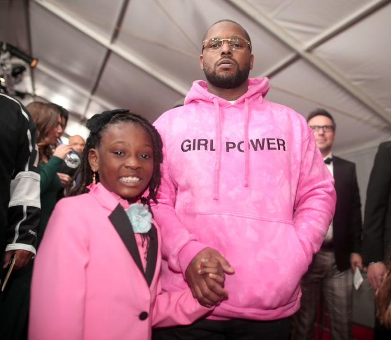 ScHoolboy Q Gifted His Pink Grammys Hoodie To A Seriously Injured Fan