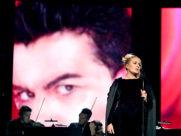 George Michael's Manager Originally Wanted Beyoncé And Rihanna To Join Adele's Grammys Tribute