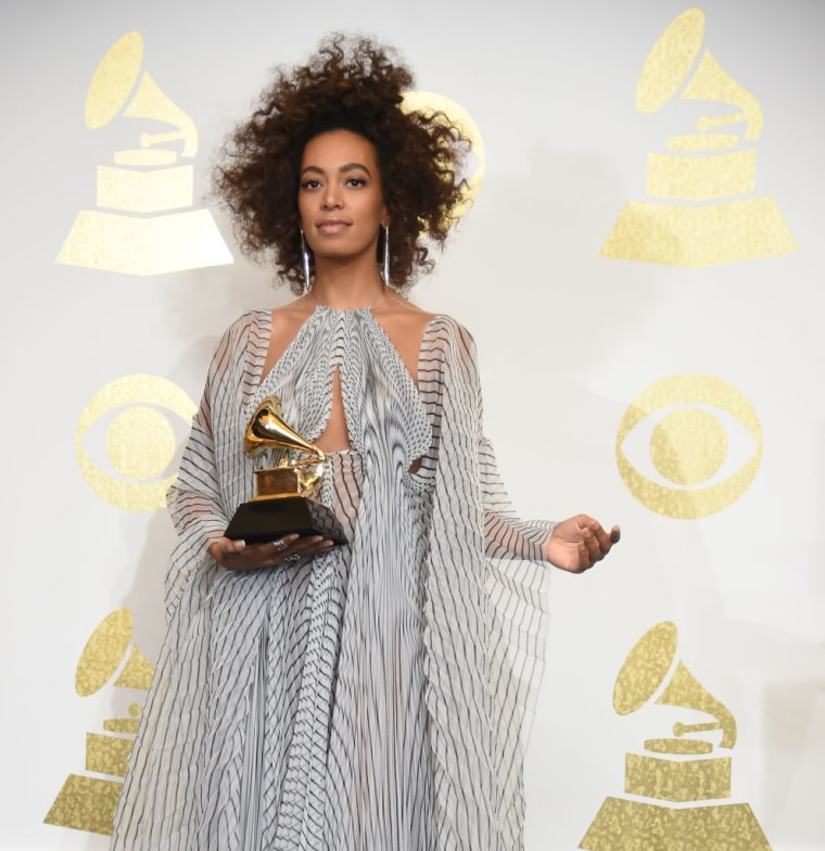 "Solange On The Grammys: ""Create Your Own Committees, Build Your Own Institutions"""