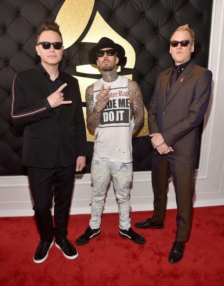 Blink-182 is getting a Las Vegas residency