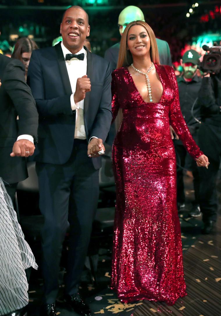 Beyoncé and JAY-Z just surprise dropped a joint album