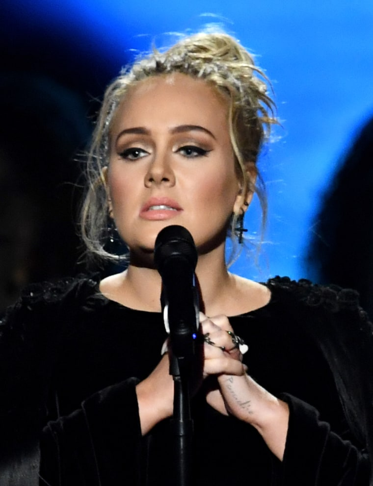 Adele Took Young Survivors Of The Grenfell Towers To The Movies