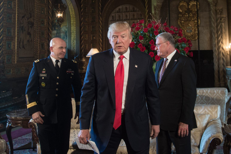 Here's Everything Trump Did In His Fifth Week In Office