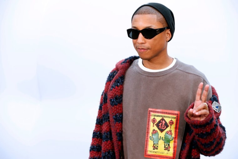 Pharrell Williams Is Producing A Musical Inspired By His Life Story