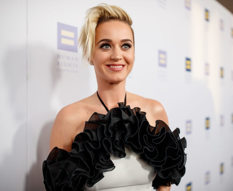 "Katy Perry On The Grammys: ""We As A Culture Need To Be Inclusive And Diverse"""