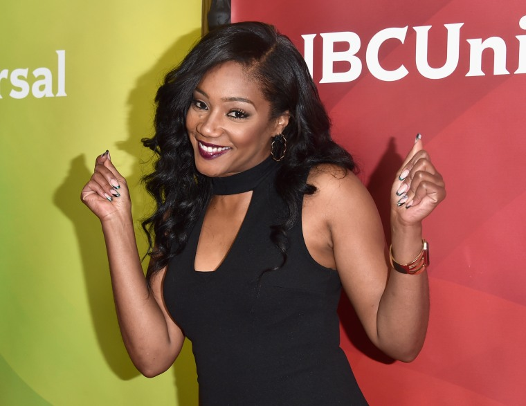 Tiffany Haddish of <i>Girls Trip</i> could be on her way to an Oscar nomination