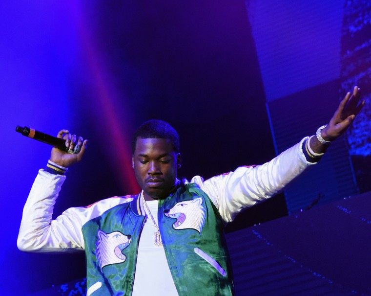 T.I., Rick Ross, and others congratulate Meek Mill on his release from prison