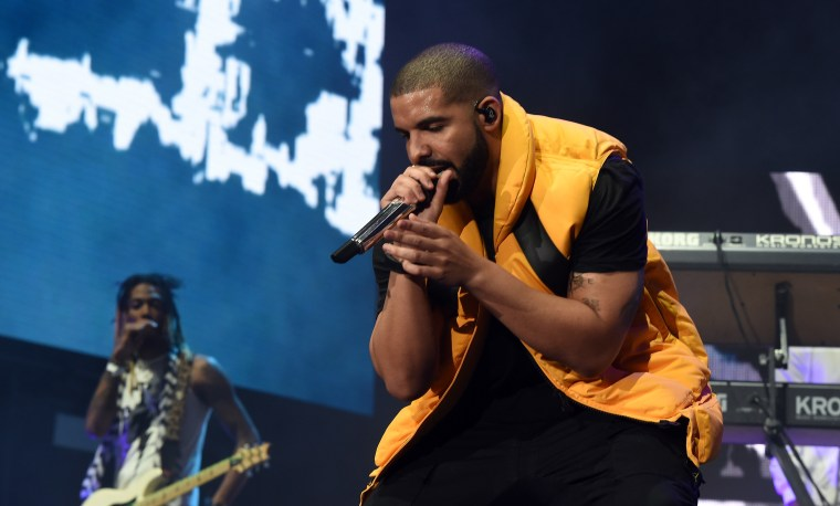 Drake's <i>Scorpion</i> features JAY-Z and Michael Jackson