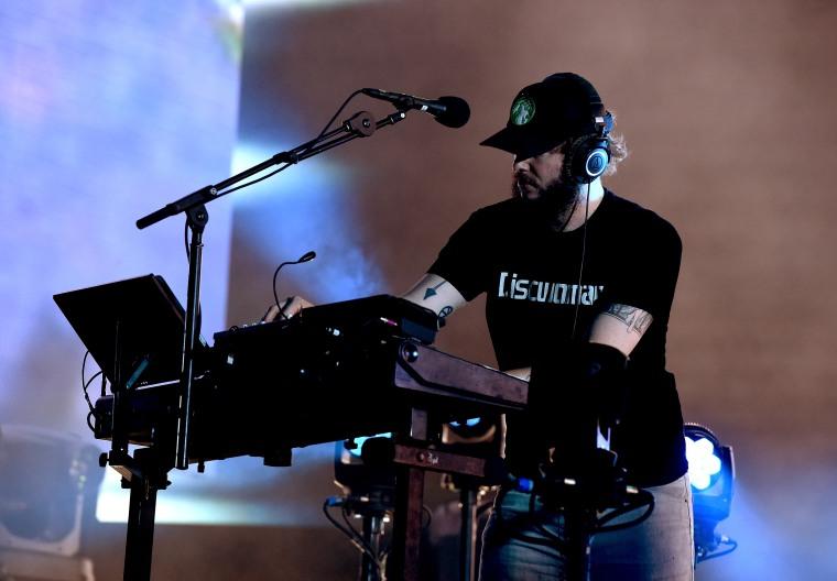 Bon Iver's Justin Vernon Wore A DISCWOMAN Shirt At Coachella