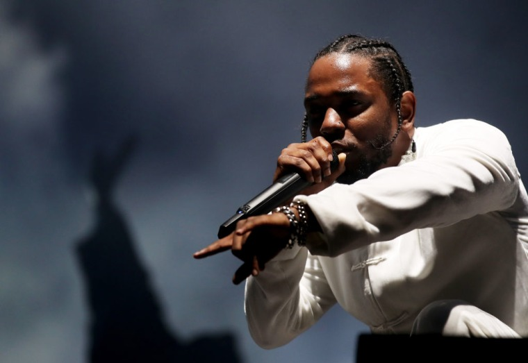 Kendrick Lamar Is Bringing <i>DAMN.</i> Pop-Up Shops To Select Cities On His Tour
