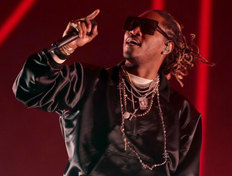 "Future's ""Mask Off"" Is Now His Highest-Charting Single Ever"