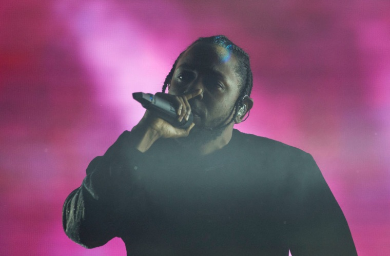 Kendrick Lamar's <I>DAMN.</i> Is On Course To Be The Fastest Selling Album Of 2017