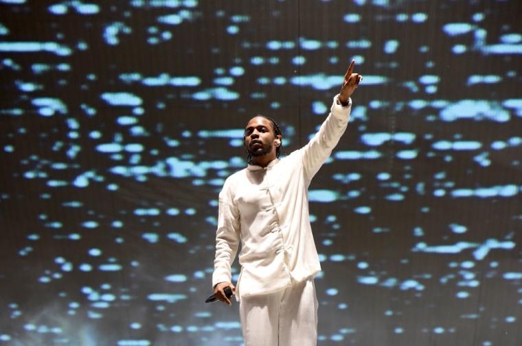 Kendrick Lamar's <i>DAMN.</i> Album Has Gone Platinum