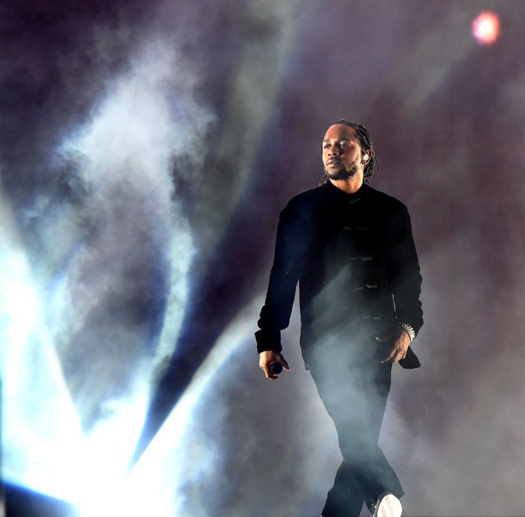 Kendrick Lamar's <i>DAMN.</i> Is The Most Popular Album Of The Year So Far