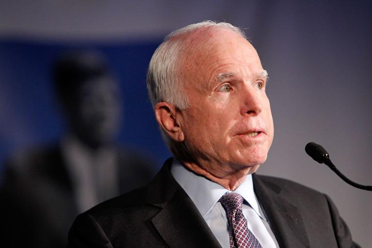 Senator John McCain's Surgery Will Delay The Health Care Vote