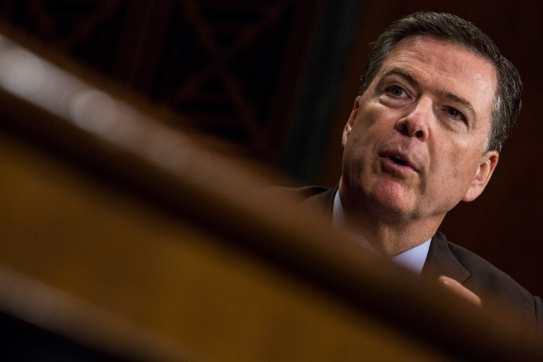 Report: Former FBI Director James Comey Will Testify In Open Session