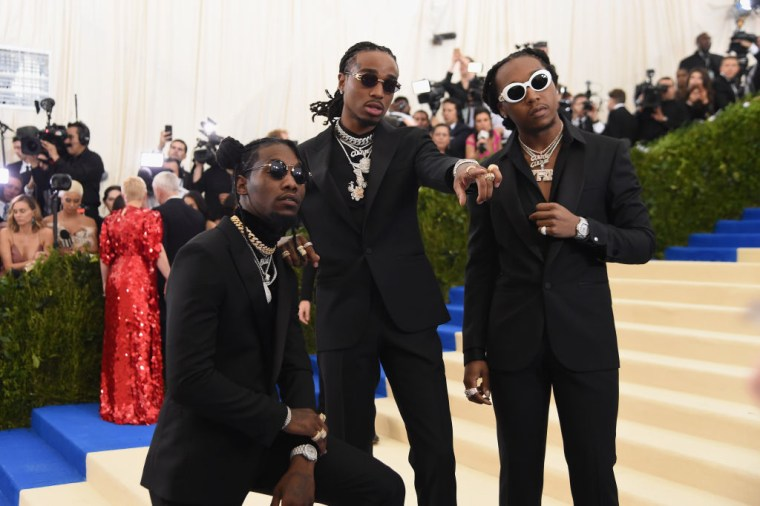 Migos will reportedly drop <i>Culture 2</i> in January 2018
