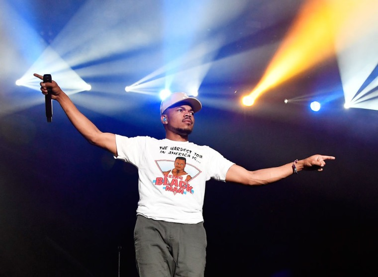 Don't Expect To See Chance The Rapper Running For Office Any Time Soon