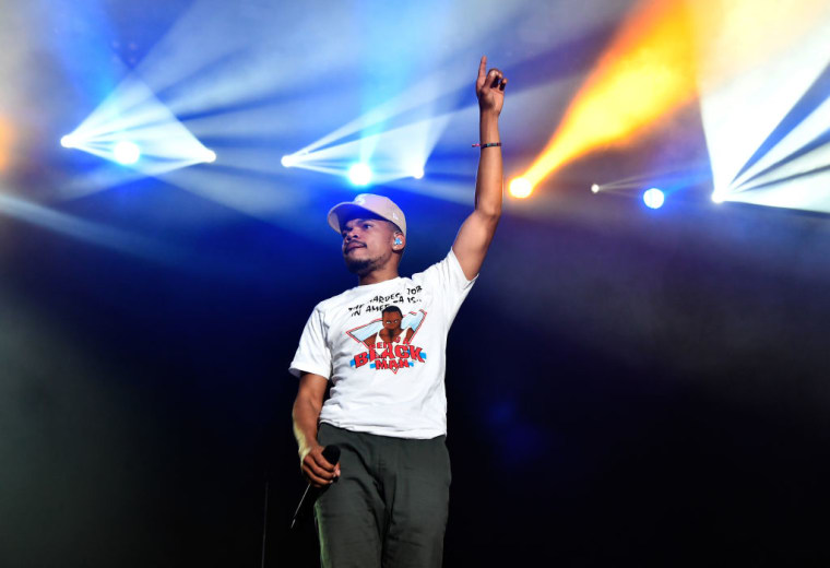 Watch Chance The Rapper Preview An Unreleased Song