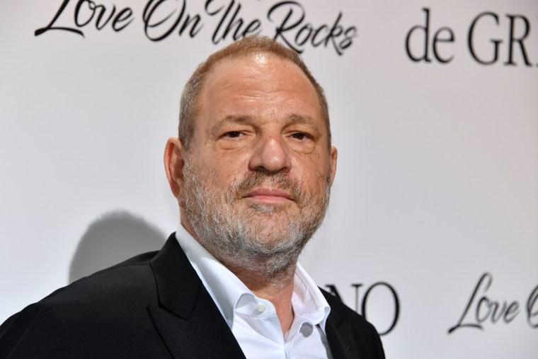 The Weinstein Company fired Harvey Weinstein