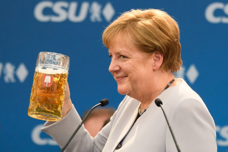 Angela Merkel Says Europeans Can No Longer Depend On Others