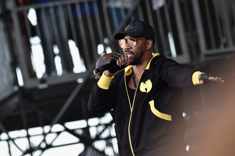 RZA tried to buy back the Wu-Tang album from Martin Shkreli